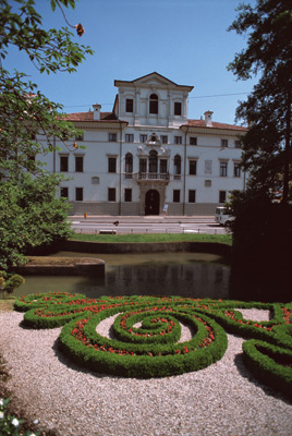 Palazzo Antonini Belgrado sede della Provincia di Udine
